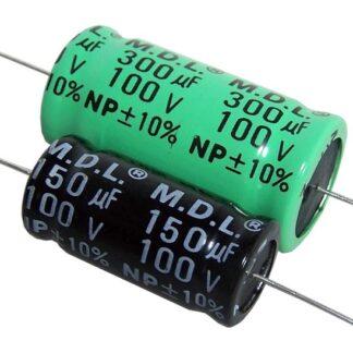 Jantzen Electrolytic Cap